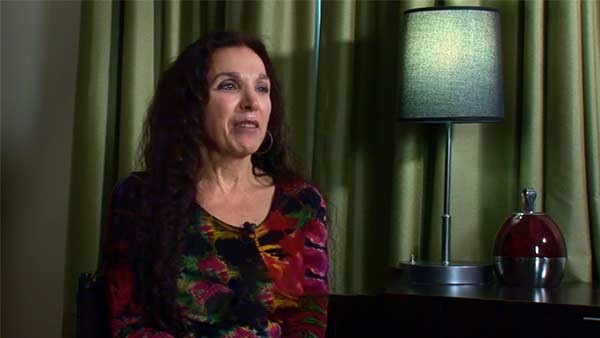 Teaser/Screenshot from the documentary of Nadina Laspina